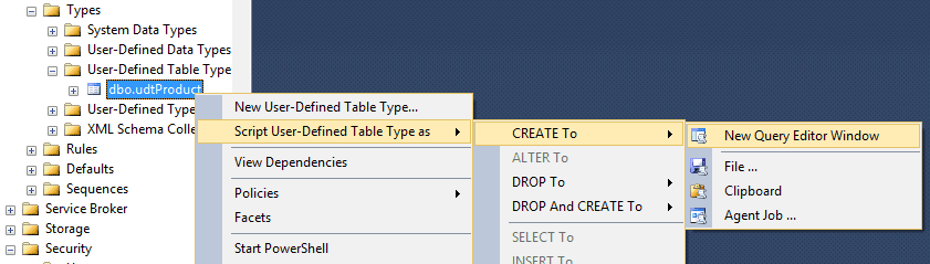 Save C# DataTable to Sql Server Table